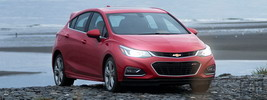 Chevrolet Cruze Hatch RS Diesel - 2017