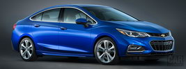 Chevrolet Cruze Premier RS US-spec - 2016