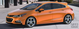 Chevrolet Cruze Premier RS Hatchback US-spec - 2016