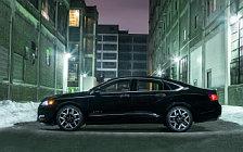 Обои автомобили Chevrolet Impala Midnight - 2015