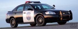 Chevrolet Impala Police Vehicle - 2011