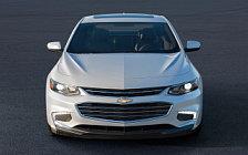 Обои автомобили Chevrolet Malibu Premier - 2015