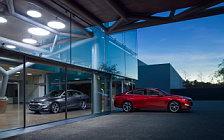 Обои автомобили Chevrolet Malibu Premier - 2018