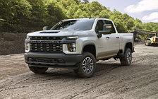Обои автомобили Chevrolet Silverado 2500 HD Work Truck - 2019