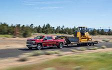 Обои автомобили Chevrolet Silverado 3500 HD LTZ Crew Cab - 2019