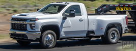 Chevrolet Silverado 3500 HD Regular Cab - 2019