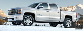 Chevrolet Silverado High Country Crew Cab - 2013