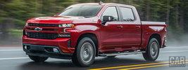 Chevrolet Silverado RST Z71 Duramax Crew Cab - 2019