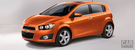 Chevrolet Sonic Hatchback - 2011