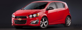 Chevrolet Sonic RS - 2013