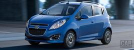 Chevrolet Spark - 2013