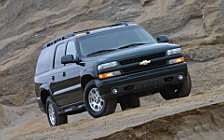 Cars wallpapers Chevrolet Suburban Z71 - 2003