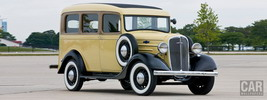 Chevrolet Suburban 1936