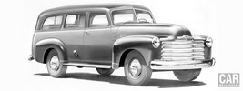 Chevrolet Suburban 1949