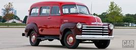 Chevrolet Suburban 1951