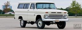 Chevrolet Suburban 1966