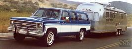 Chevrolet Suburban 1976