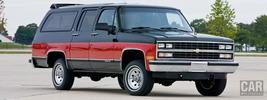 Chevrolet Suburban 1990