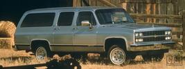 Chevrolet Suburban 1991