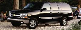 Chevrolet Suburban 2002