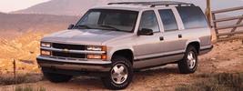 Chevrolet Suburban K1500 4x4 - 1998