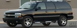 Chevrolet Suburban LTZ 2006