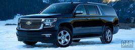 Chevrolet Suburban LTZ - 2015