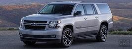 Chevrolet Suburban RST - 2018