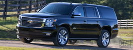 Chevrolet Suburban Texas Edition - 2015