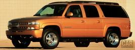 Chevrolet Suburban Z71 2000