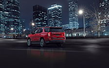 Обои автомобили Chevrolet Tahoe RST - 2020