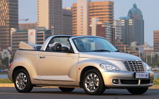 Cars wallpapers Chrysler PT Cruiser Cabrio RHD - 2006