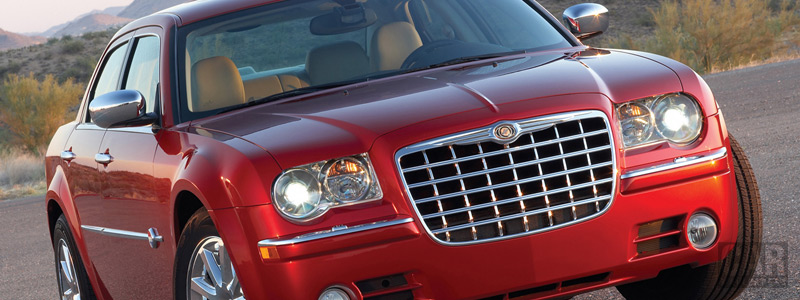 Cars wallpapers Chrysler 300C Heritage Edition - 2006 - Car wallpapers
