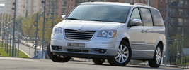 Chrysler Grand Voyager Limited - 2007