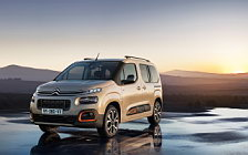 Обои автомобили Citroen Berlingo Multispace XTR - 2018
