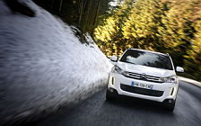 Cars wallpapers Citroen C4 AirCross - 2012