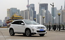 Cars wallpapers Citroen C4 AirCross CN-spec - 2013