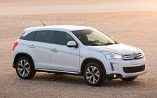 Cars wallpapers Citroen C4 AirCross - 2015