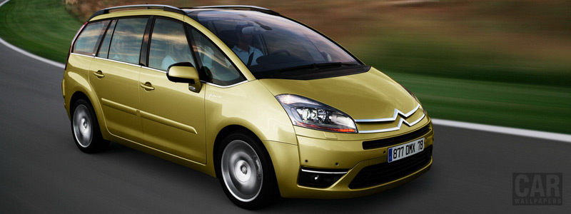 Cars wallpapers Citroen C4 Picasso - Car wallpapers