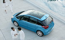 Cars wallpapers Citroen C4 Picasso 2007