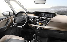 Обои автомобили Citroen C4 Picasso - 2014