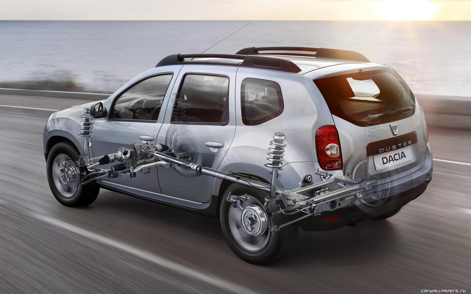تفاوت رنو داستر pe با ph2 SUV Market set to Boom in India - GaadiKey