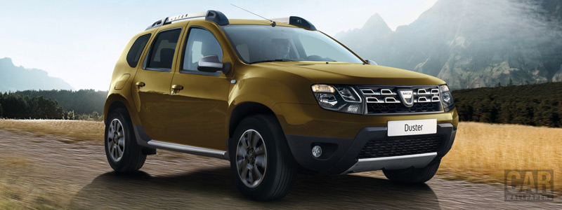 Cars wallpapers Dacia Duster 2016 Edition - 2015 - Car wallpapers
