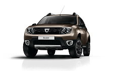 Обои автомобили Dacia Duster Black Touch Black Shadow - 2016