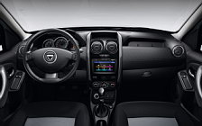 Cars wallpapers Dacia Duster Black Touch Black Shadow - 2016