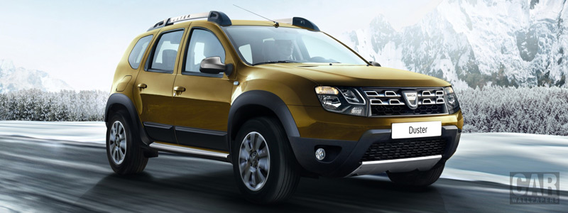 Обои автомобили Dacia Duster Urban Explorer - 2016 - Car wallpapers