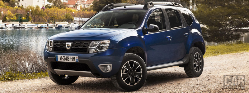 Обои автомобили Dacia Duster - 2016 - Car wallpapers