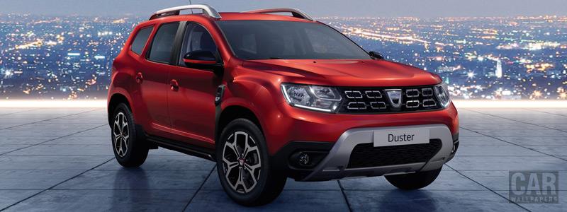 Обои автомобили Dacia Duster Techroad - 2019 - Car wallpapers