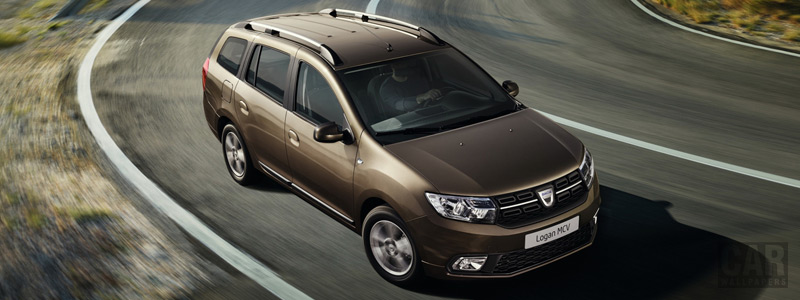 Обои автомобили Dacia Logan MCV - 2016 - Car wallpapers