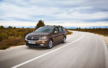 Обои автомобили Dacia Logan MCV - 2016